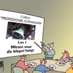 Cartoon: Klokkenluiders en integriteit