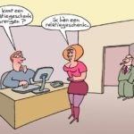 Cartoon: integriteit